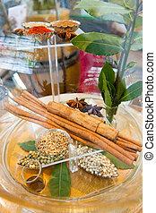 still life - spices