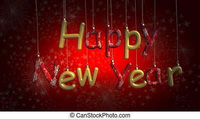 ball happy new year 01