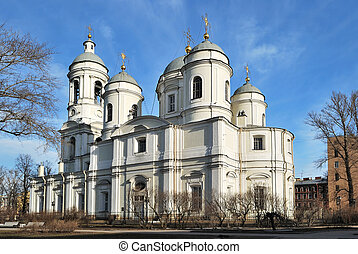 St. Petersburg. St. Vladimir's Cathedral - Very beautiful...