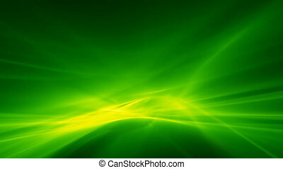 green seamless looping bg