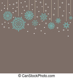 Vintage merry christmas and happy new year EPS 8 vector file...