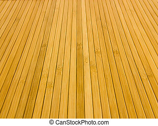 Background texture of bamboo mats - The background texture...