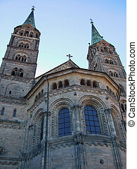 Bamberg, Germany - Bamberg Cathedral, The World Heritage...