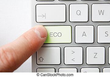 Eco option