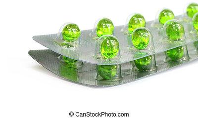 capsules, vitamine