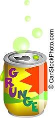 Grunge Soda