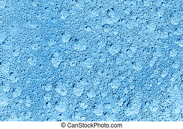 waterdrops - blue waterdrops waterdrops macro close up
