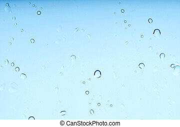 waterdrops - blue waterdrops waterdrops macro close up