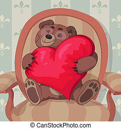 Valentine's Day of Teddy