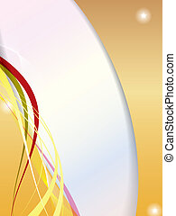 Abstract Background - This image is a vector illustration...
