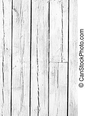 background of weathered white painted wood - old background...