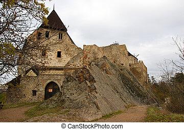 Castle Tocnik, Europe, Czech Republic