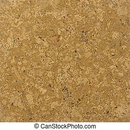 smooth cork tile for floor or wall