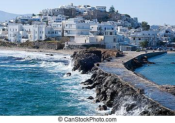isla,  Naxos