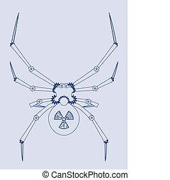 Black widow bot blueprint - Blueprint for a black widow...