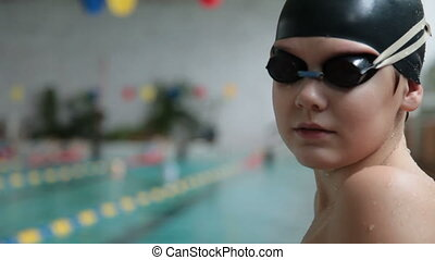 Young Swimmer