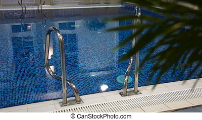 Swimming pool - Surface water in the swimming pool