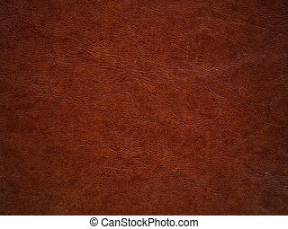 Brown leather - This is textured detail from my old Italian...
