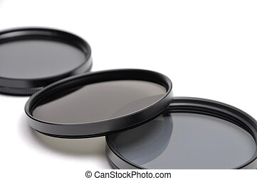 Close-up len filters