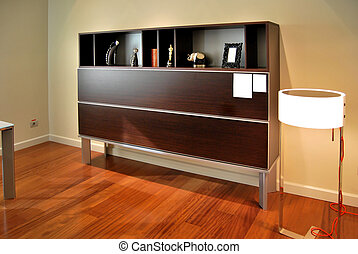Cabinet office - Standing in the office cabinet