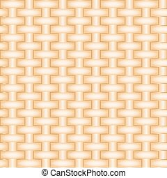 Abstract seamless weaving pattern Background for your design...
