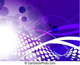 abstract wave line - abstract wave line with sample text...