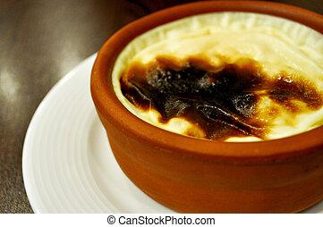 sutlac, turco, sobremesa, leitoso