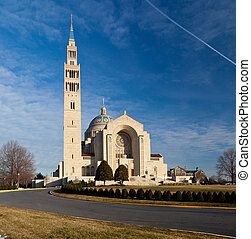 Basilica of the National Shrine of the Immaculate Conception...