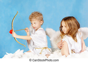 Two cupids