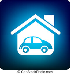House car - Home garage