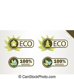 Natural and Eco Labels