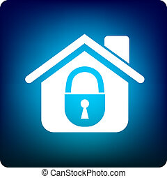 Home lock - Security of a house