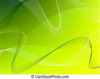 abstract green background, wallpaper