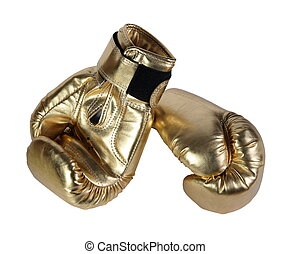 bronce, boxing-gloves