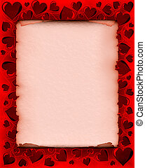 Valentines Day Card Background - Valentines day background...