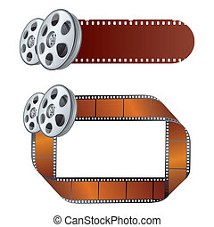 film - movie themes design element