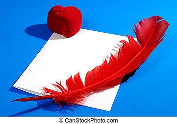 Love Letter Still Life