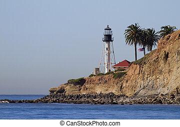 Point Loma Lighthouse San Diego - San Diego California Point...