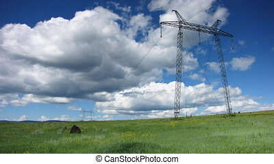 Power Lines 16
