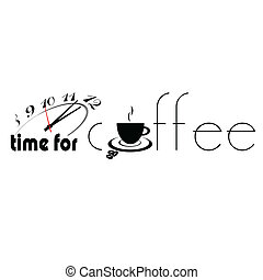 time for coffee part one illustrati