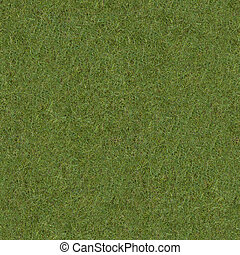 Tiling Grass Texture - Square grass texture, can be tiled