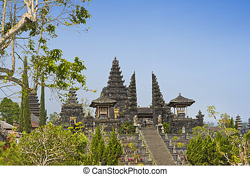 """The biggest temple complex, """"mother of all temples """"...."""