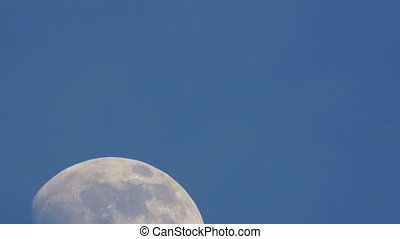 Moon Time Lapse