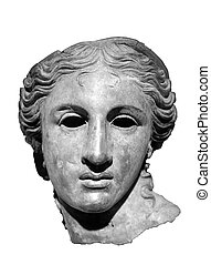 Ancient Greek Bust - Ancient Greek bust more than two...