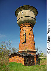 Old water-tower