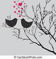 Valentines background vector illustration - Valentines...