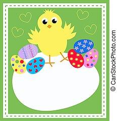 szczęśliwy, Wielkanoc