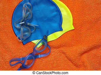 Swimming gear