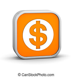 Cashier Sign - Cashier sign on a white background. Part of a...