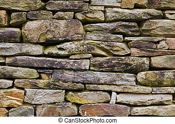 Stacked Rock Chimney, Oconaluftee, Smokies - Stacked Rock...